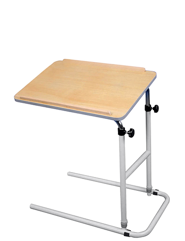 Over Bed Table without Castors