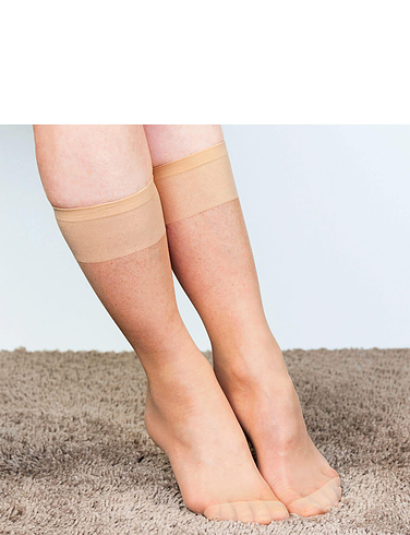 Aloe Vera Support Stockings - Set of 3