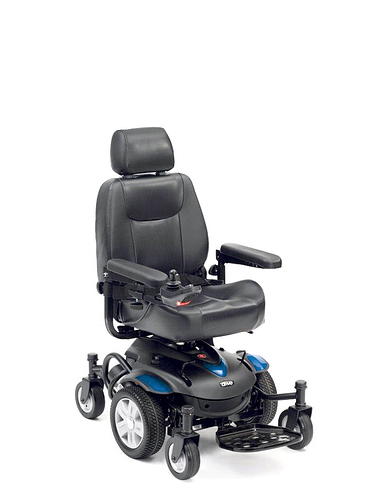 Titan Indoor and Outdoor Power Chair