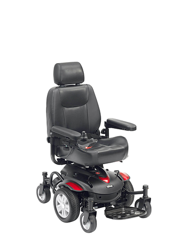 Titan Indoor/Outdoor Power Chair