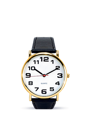 Big Time Classic Quartz Watch