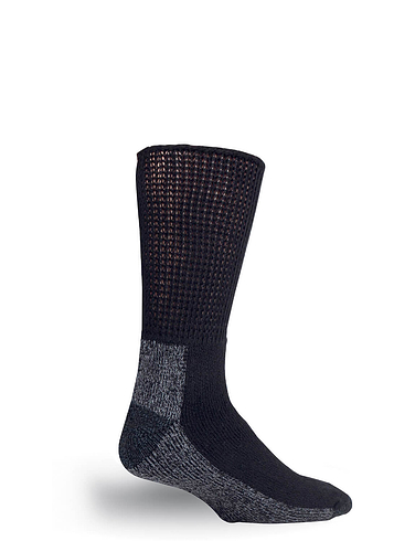 Heavy Duty Diabetic Comfort  Socks