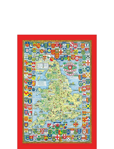 Historical Country Maps  England 1000pc Jigsaw