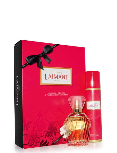Coty L'Aimant Gift Set