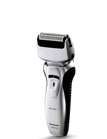 Panasonic Wet and Dry Dual-Blade Rechargeable Shaver
