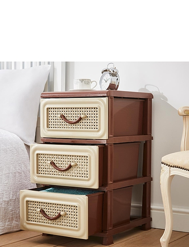 Extra Large Storage Drawer Unit