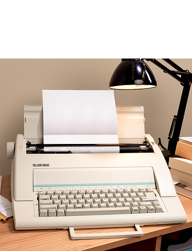 Silver Reed Electronic Word Processing Typewriter