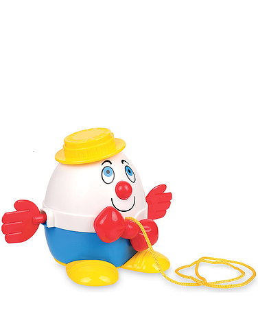 Fisher Price Pull And Walk Humpty Dumpty