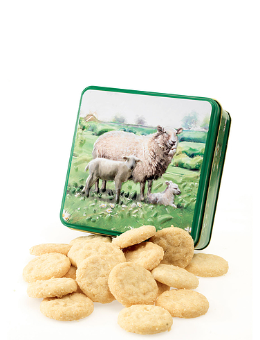 Traditional Shortbread In A Tin