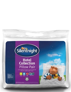 Silent Night Hotel Pillow Pair