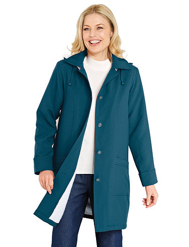 Fleece Lined Showercoat