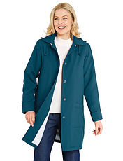 Fleece Lined Showercoat 34 Inches