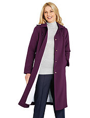 42 Inch Fleece Lined Showercoat
