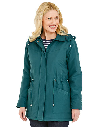 Soft Handle Padded Jacket