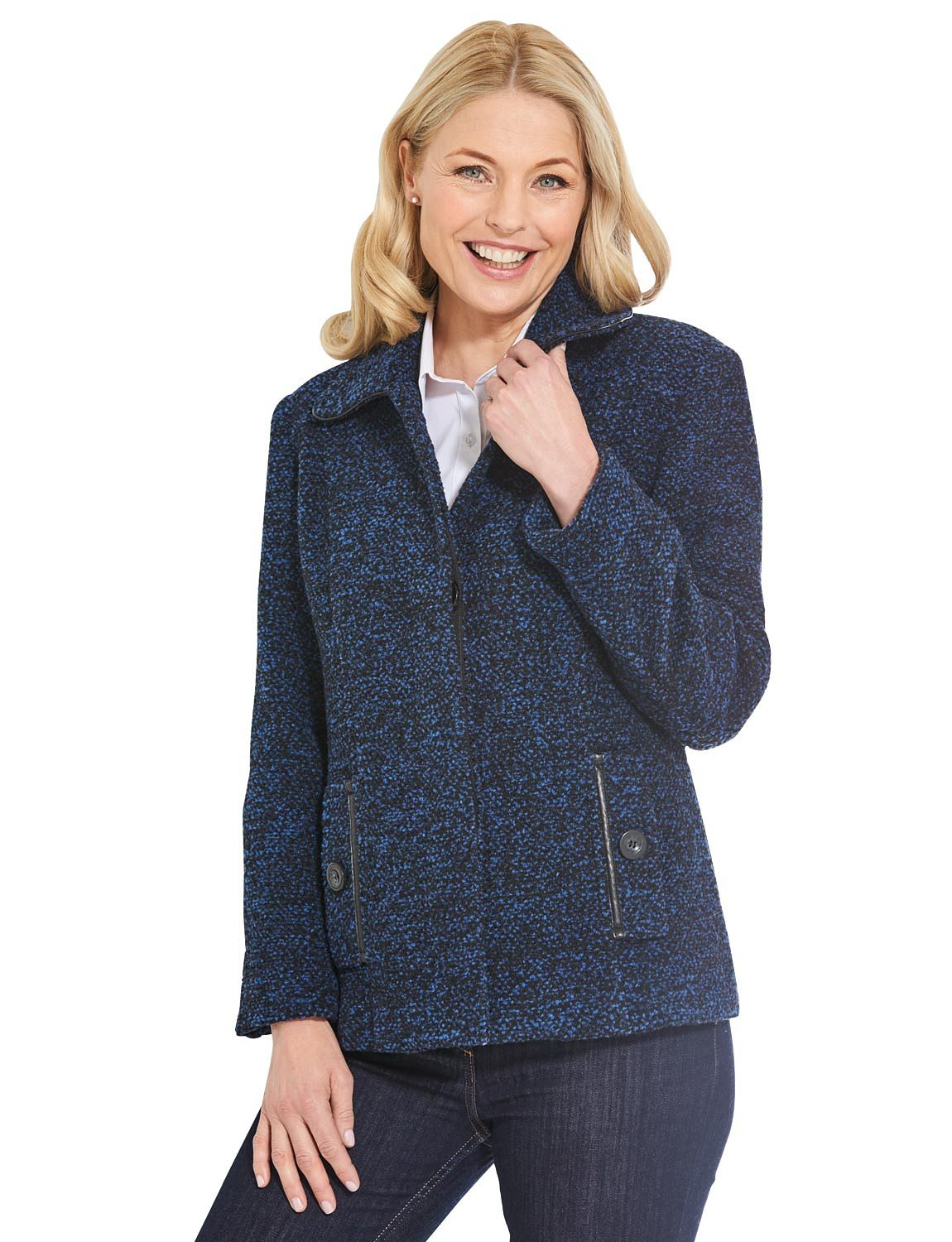 Find boucle jackets at ShopStyle. Shop the latest collection of boucle jackets from the most popular stores - all in one place.