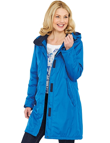 Waterproof and Breathable Jacket 36 Inches