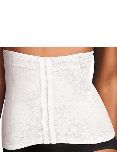 Maidenform Waist Nipper - White