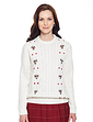 Ladies Embroidered Style Jumper