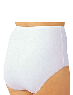 Pack Of 6 Cotton Briefs