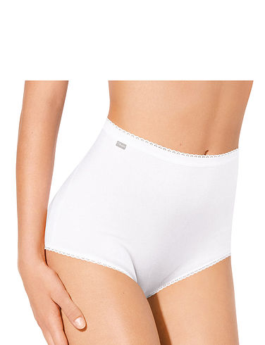 Pack Of 6 Maxi Briefs By Playtex