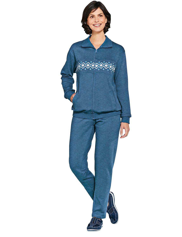Ladies Leisure Suit Ladieswear Leisurewear
