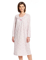 Long Sleeve Nightdress