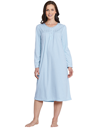 Lace Top Nightdress