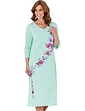 Pack Of 2 Placement Print Nightdresses