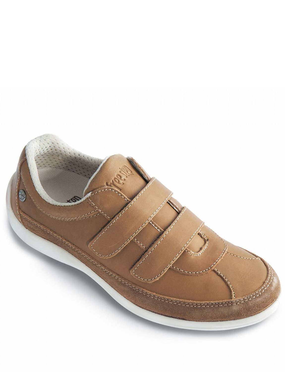 azalea leather comfort shoe ladieswear footwear