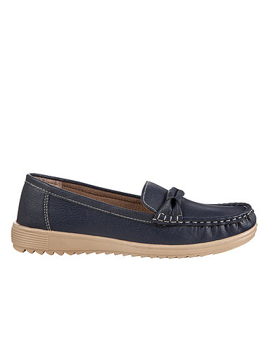 Flexible Moccasin Shoe