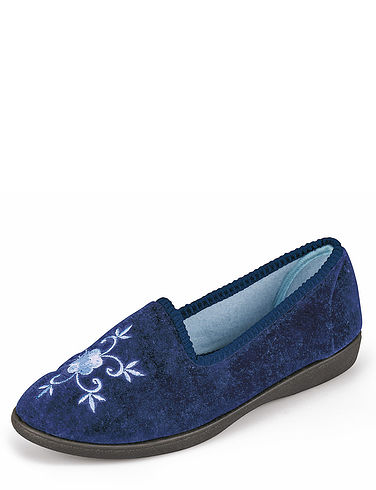 Ladies Washable Slipper