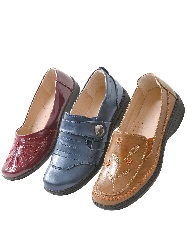 cushion walk slip on loafer chums
