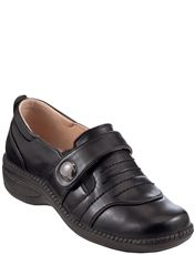Cushion Walk Touch Fastening Shoe.
