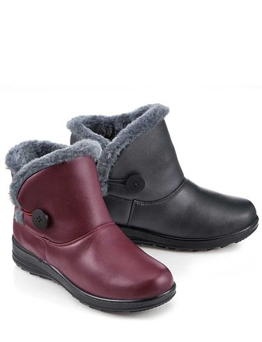 Cushion Walk Warm Lined Boot