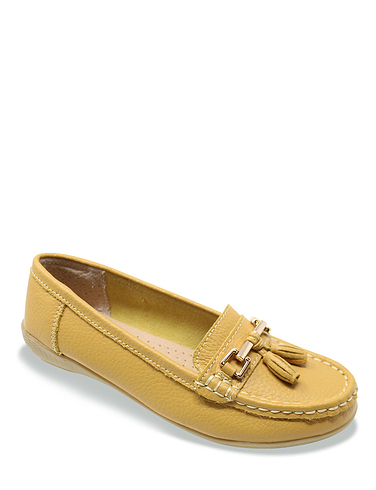 Ladies' Leather Loafer