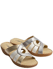 Hyacinth Ladies Mule Sandal