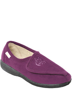 Dr Keller Washable Slipper With Memory Foam Insole