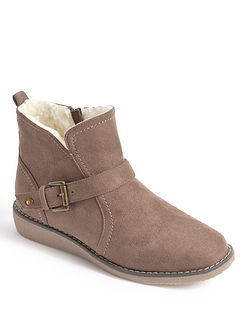 Cushion Walk Sherpa Fleece Lined Boot