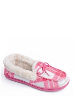 Ladies Thermal LIned Slippers