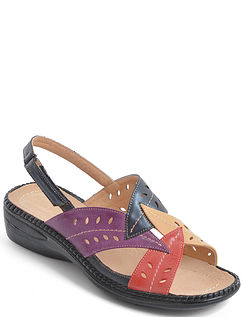 Cushion Walk Adjustable Sandal