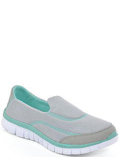 Cushion Walk Slip On With Memory Foam Insole