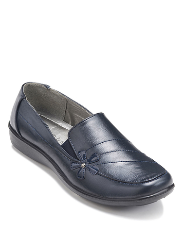 Ladies Slip On Comfort Shoe