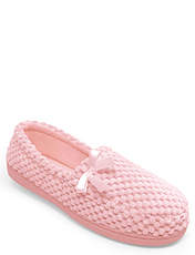 Bow Trim Slipper
