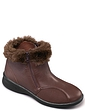 Padders Dual Fit Leather Boot