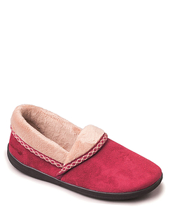 Padders Wide Fit Mellow Slippers