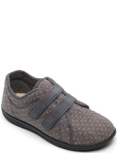Padders  Wide Fit Duo Slipper