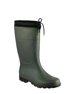 Womens Wellington Boot - Green