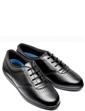 Freestep Washable Leather Lace Up Leisure Shoes