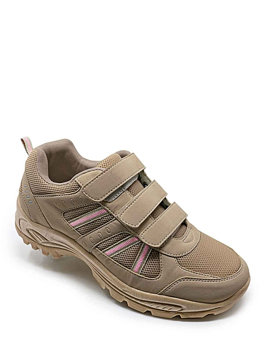 Wide Fit Hiker Shoe