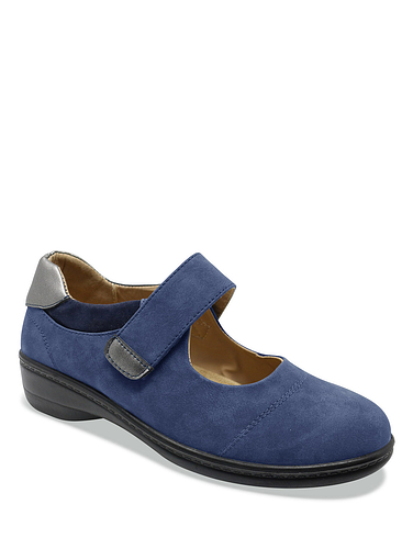 Ladies Bar Leisure Shoe